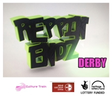 Image of Reppin Endz Derby project logo.