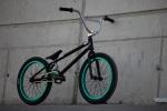 BMX bike.