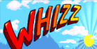 Image of the word 'whizz' in cartoon letters.