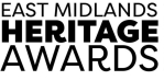 Image of East Midlands Heritage Awards logo